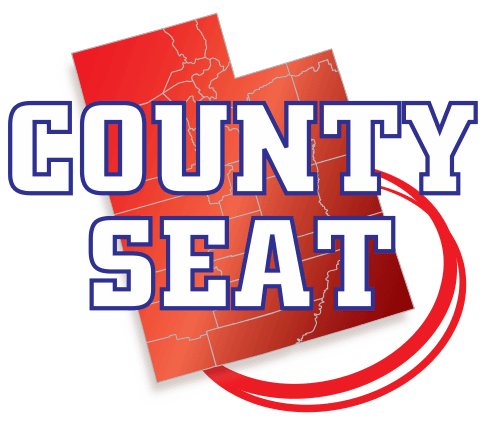 The County Seat TV logo