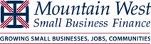 Logo for Mountain West Small Business Finance