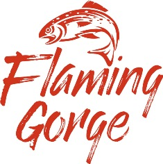 Red Version of possible new Flaming Gorge Chamber Logo