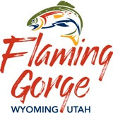 Multi color  Version of possible new Flaming Gorge Chamber Logo